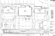Shops at Hurst Site Plan