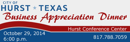 Hurst Business Appreciation Dinner